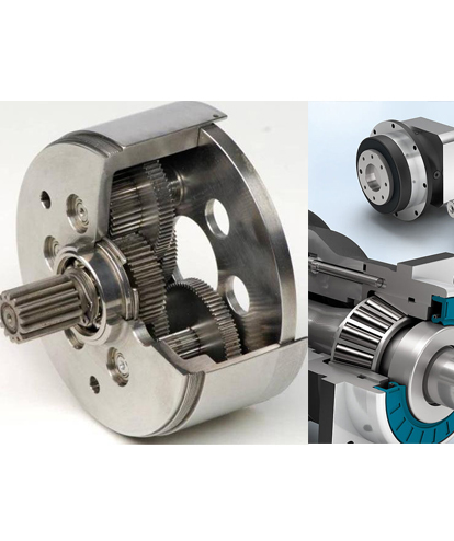Gears connected to the motor were hardened with 55 HRC and made more durable. line boring gearbox line boring machine home line boring gearbox