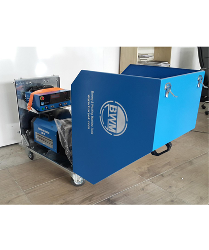 Enjoy protection and compact ease of use with the transport trolley. line boring trolley line boring machine home line boring trolley